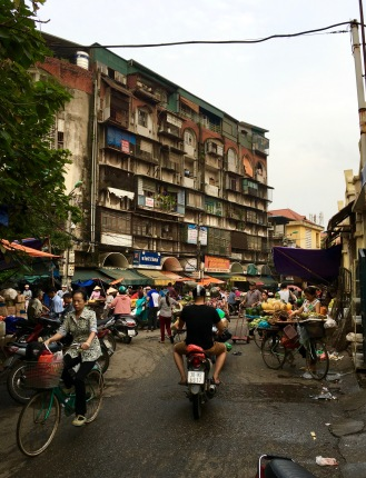 Quartier du marché, Hoang Kiem