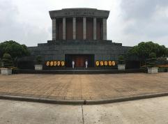Mausolée d'Hô Chi Minh